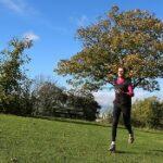 Ellie Running Greenwich